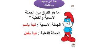 نصوص فهم المقروء ومراجعة في اللغة العربية للصف الرابع الفصل الثاني والثالث 2019-2020