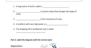 امتحان (chapter 6) في العلوم المتكاملة بالإنجليزي للصف الثاني الفصل الثاني