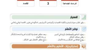 حل درس الإمارات الإبتكار وريادة الأعمال دراسات اجتماعية للصف السابع الفصل الثالث